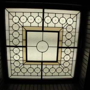 Conference Room Skylight In The Hartville Hardware Offices