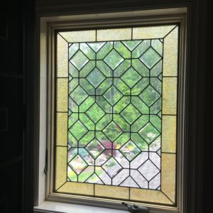 Bedroom Window Found In Private Residence