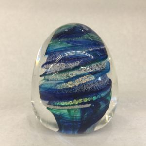 Handblown Glass Eggs
