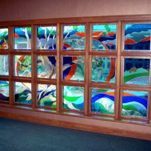 Tree Of Life Panel In Akron Hospice