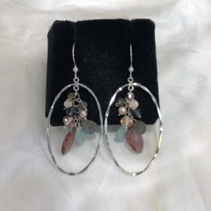 Marquee Gemstone Earrings